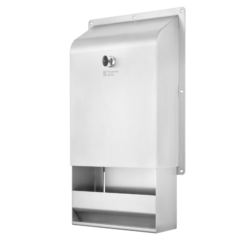 KG02 anti-ligature paper towel dispenser