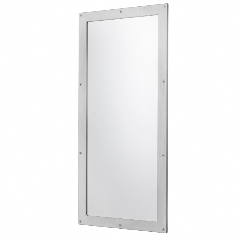 Mirror for Mental Health Anti-Ligature Anti-Barricade