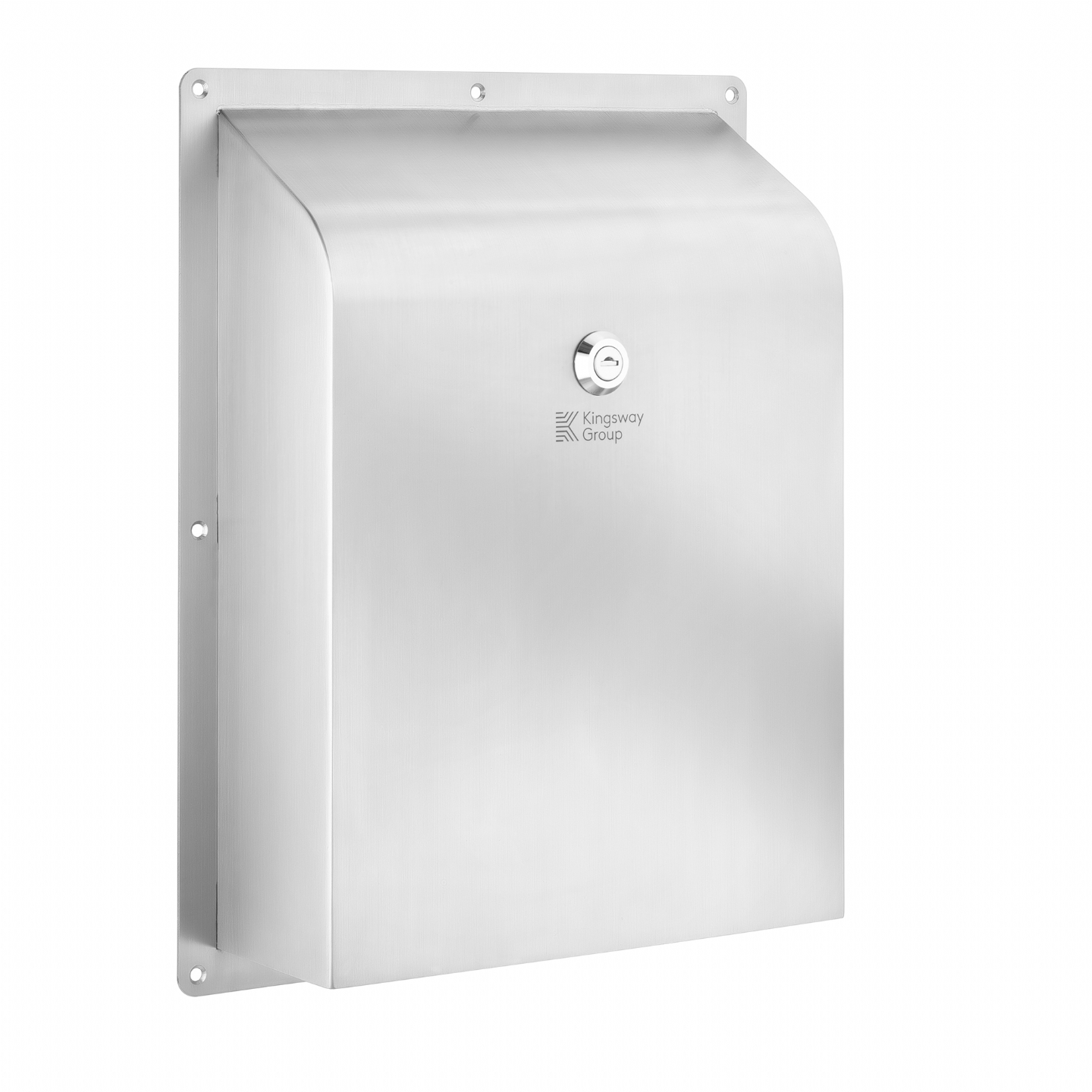 Anti-Ligature Paper Towel Dispenser